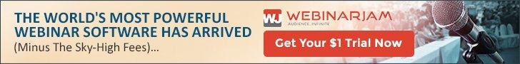 WebinarJam $1 trial